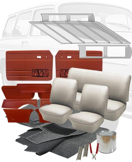 1965 VW Squareback Interior Kits