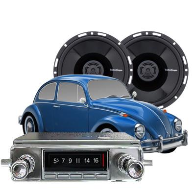 VW Radios - VW Speaker Panels