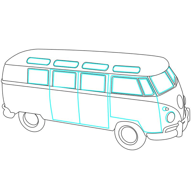VW Bus Exterior Rubber Seals & Kits - JBugs