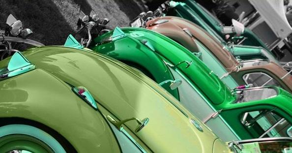 1968 Volkswagen Beetle Parts