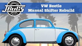 Jbugs Beetle Manual Shifter reconstruir