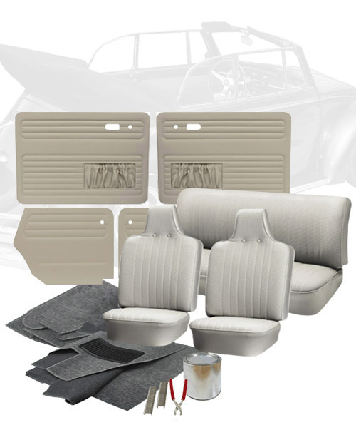 1971 vw super beetle convertible interior kits jbugs 1971 vw super beetle convertible interior kit options freerunsca Image collections