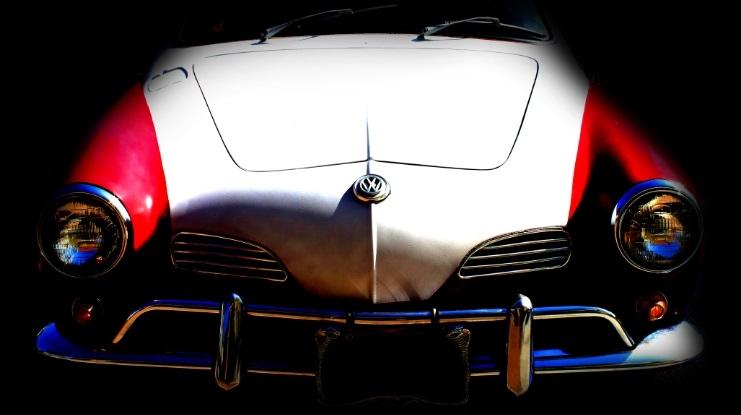 1957 Vw Karmann Ghia Convertible Body Parts Jbugs