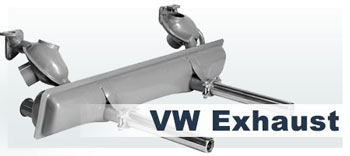 VW Exhaust Systems & Components
