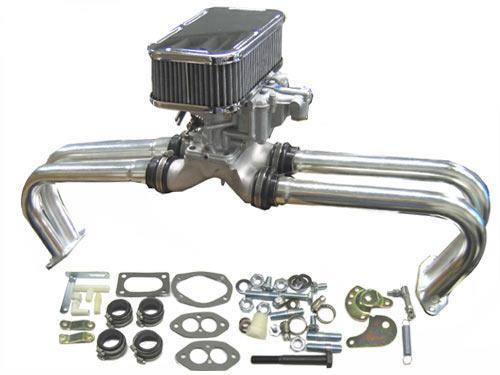 Empi Weber Progressive Carburetor Kit Vw Type 3 Parts Jbugs