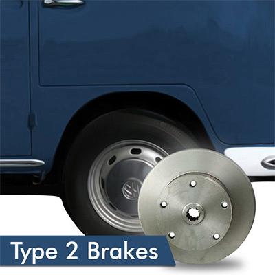 VW Disc Brake Conversion Kits | VW Disc Brakes | JBugs
