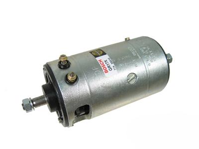 8902 Vw Generator Brush Cover Black Plastic