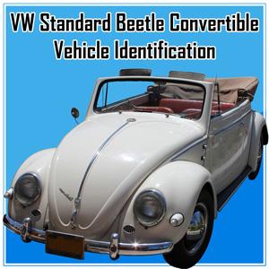 Vehicle Identification Beetle Convetrible on Vw Beetle Engine Identification Numbers