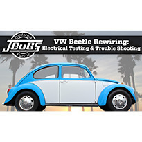 1968-69 Beetle Wiring Harness Installation - Part 5