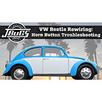 1968-69 Beetle Wiring Harness Installation - Part 6