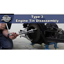 VW Type 3 Engine Tin Disassembly: VW Parts   JBugs com