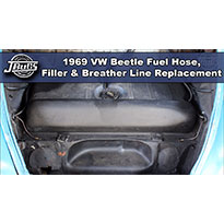 Fuel Vent Line Replacement Vw Parts Jbugs Com