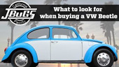 JBugs What To Look For When Buying A VW Beetle