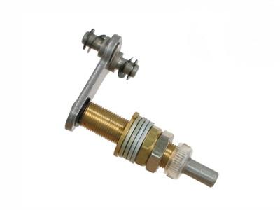 Vw wiper shaft 111955215b for Vw bug windshield wiper motor