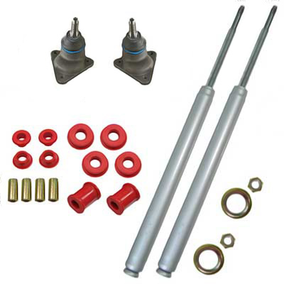 Front Suspension Rebuild Kit, Super Beetle 1971-1973 5