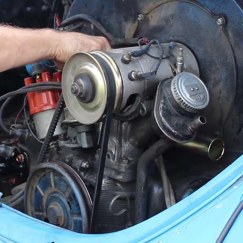 Carburetor Amp Intake Manifold Installation Vw Parts