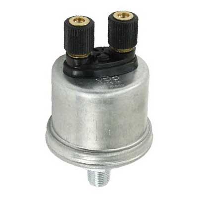 Vdo Oil Pressure Sender 150 Psi Amp Warning Light 2 Post