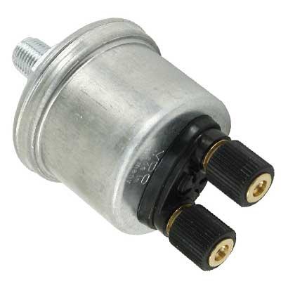 Vdo Oil Pressure Sender 80 Psi Amp Warning Light 2 Post 1