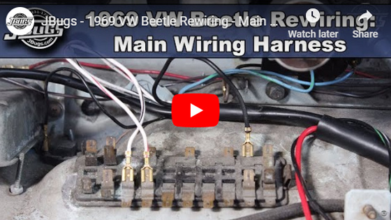 72 karmann ghia wiring diagram free picture 1968 69 beetle    wiring    harness installation part 1 vw  1968 69 beetle    wiring    harness installation part 1 vw