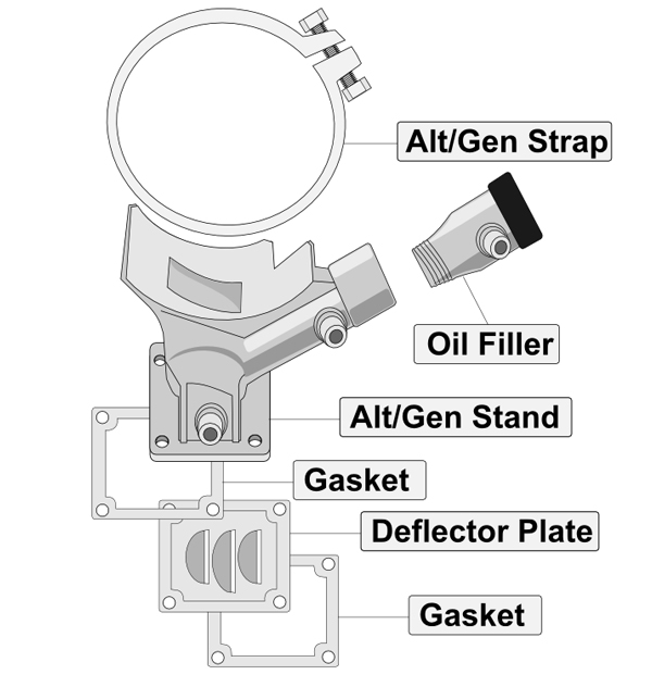 vw alternator generator stand diagram vw alternator vw generator vw starter vw generator to alternator conversion wiring diagram at nearapp.co