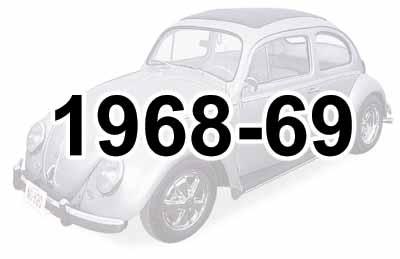 Vw Bug Super Beetle