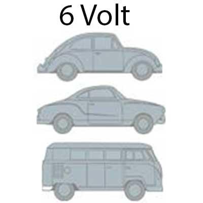 vw parts vw generators vw voltage regulators 6 volt generators beetle ghia bus