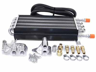 Vw Oil System Vw Oil Coolers
