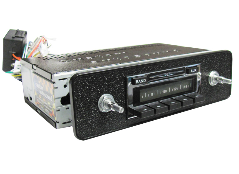 Radio installation shops