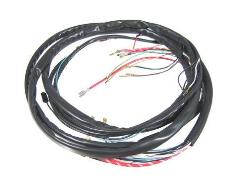 vw super beetle wiring harnesses vw parts jbugs com rh jbugs com 1973 vw super beetle wiring harness 74 vw super beetle wiring harness
