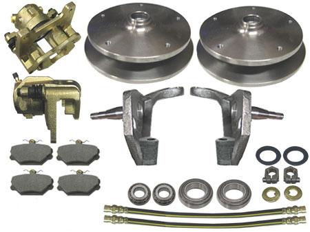 VW Brake Parts - VW Wheel Bearings - JBugs
