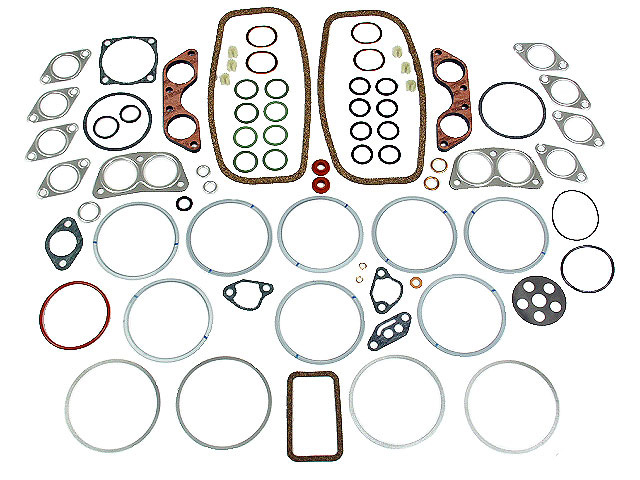Vw Bus Engine Gasket Set 1 8l To 2 0l Bus Engines Vw Parts