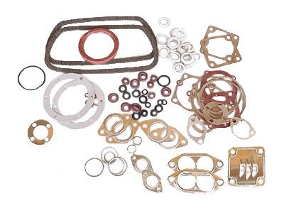 Vw Engine Gasket Kit With Rear Main Seal 1300 1600 German Vw Parts Jbugs Com