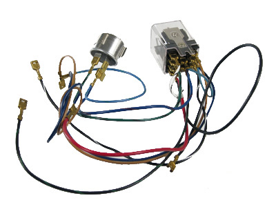 vw_turn_signal_flasher_conversion_kit_w 1007 vw flasher relay conversion kit w 1007 74 VW Beetle Wiring Diagram at aneh.co