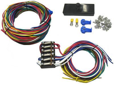 vw wiring harness parts - all models