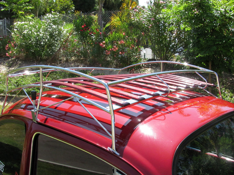 Vw Roof Racks Vw Decklid Racks Jbugs