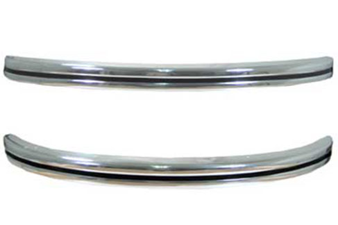 1967-1973-VW-Beetle-Chrome-Front-Rear-Bumper