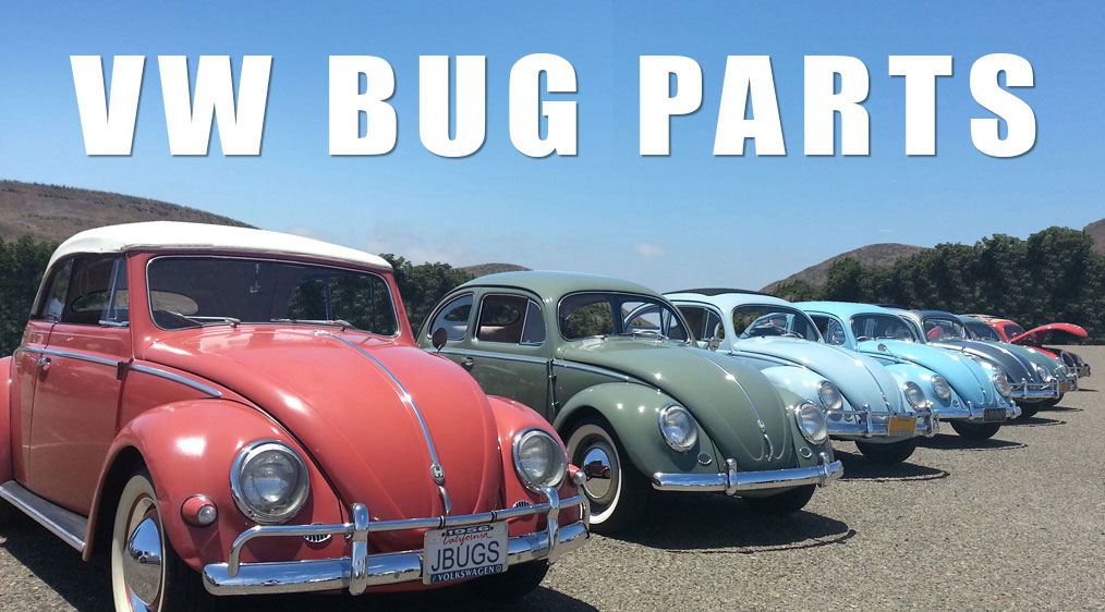VW Bug Parts, Volkswagen Beetle Parts- JBugs com