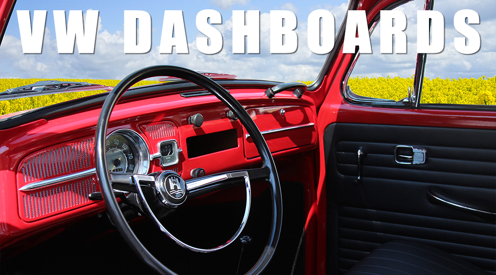 VW Dashboards - Replacement VW Dashboard