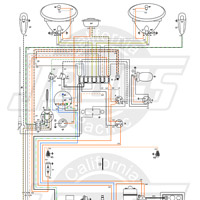 Vintage Vw Wiring Diagrams