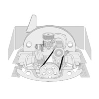 Classic VW Engine Parts - Air-cooled VW Engine Parts | JBugsJBugs