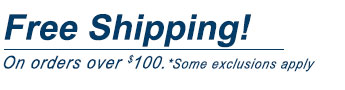 Free shipping policy.