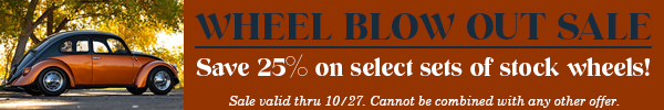 JBugs October Stock Wheel Sale. Valid thru 10-27-2021.