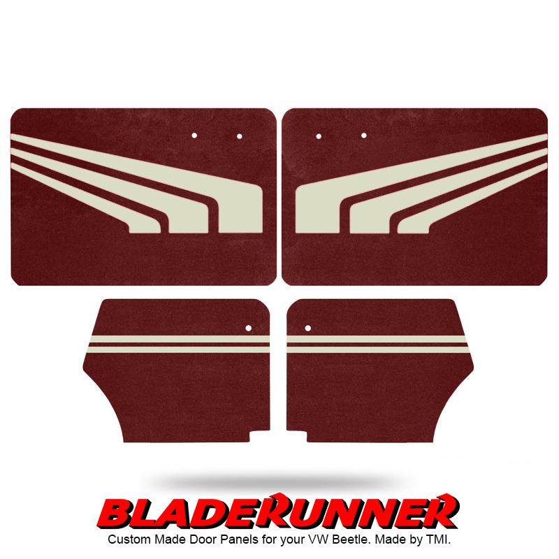 Vw Door Panels Full Set Bladerunner Graphic Select