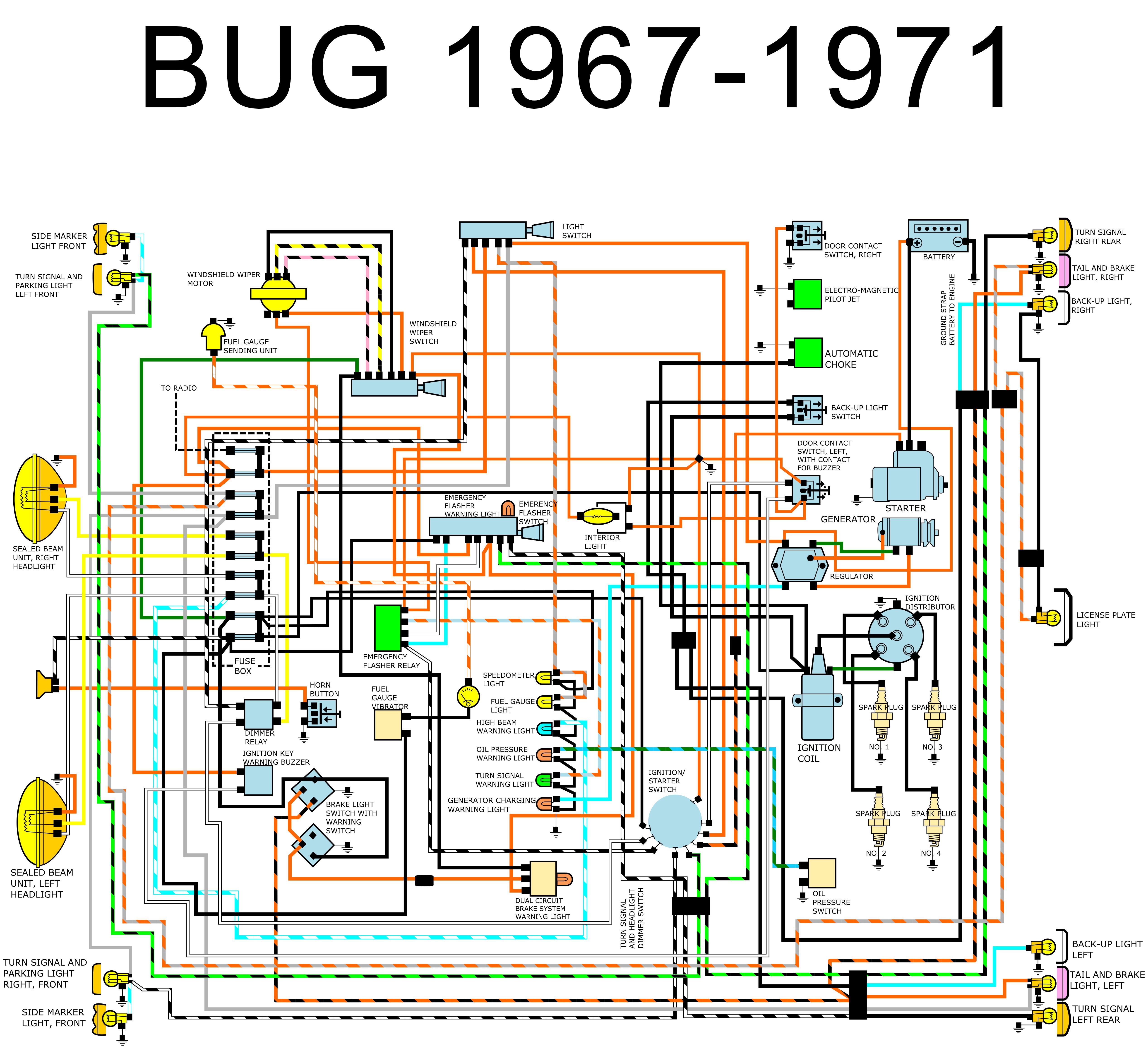 Vw Tech Article 1967