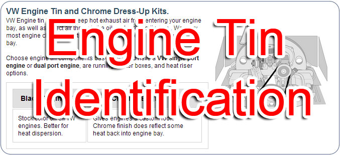 vw 1600cc engine dress up tin vw engine tin & chrome vw parts jbugs com  at crackthecode.co