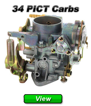 vw stock carburetors single dual port carburetors jbugs rh jbugs com VW Carb Linkage VW Bug Parts Carb